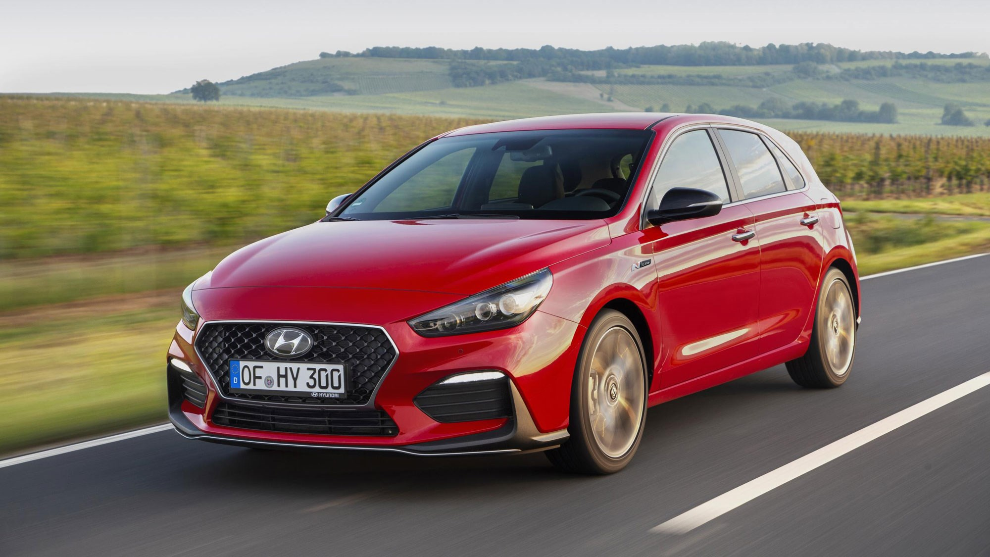 hyundai launches warm n line starting with the i30 car magazine. Black Bedroom Furniture Sets. Home Design Ideas