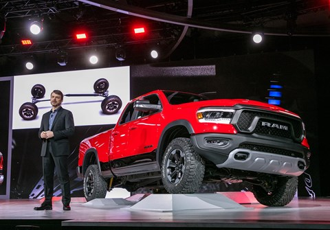 Mike Manley: the Brit now running Fiat Chrysler Automobiles globally