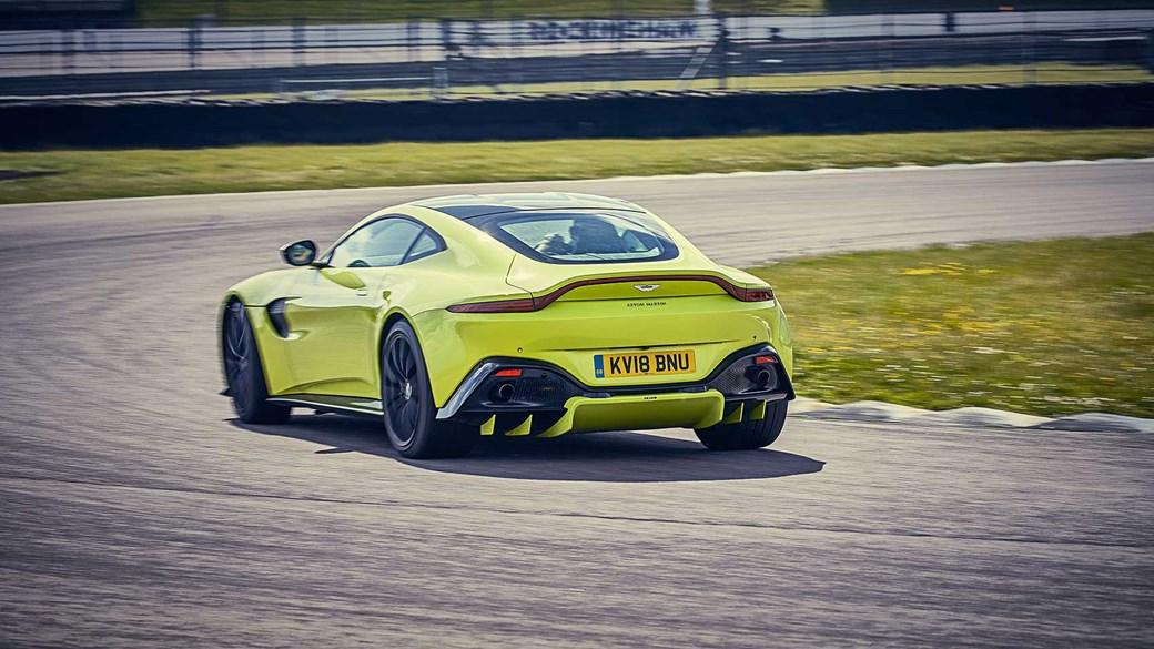 Aston Martin Vantage Vs Porsche Twin Test Review CAR Magazine - Old aston martin for sale