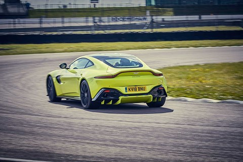 New Aston Martin Vantage review by CAR magazine