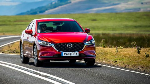 New Mazda 6 (2018) review: powerful looks, paltry