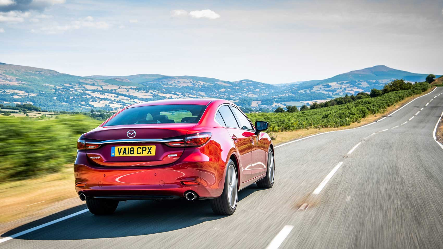 Mazda 6 saloon prices, specs and review