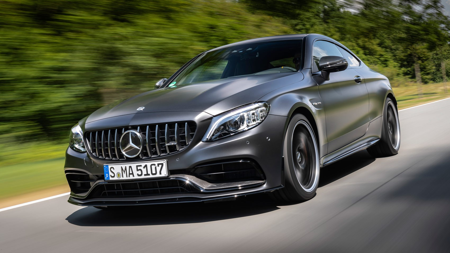 Mercedes-AMG C63 S Coupe (2018) review: endlessly ...