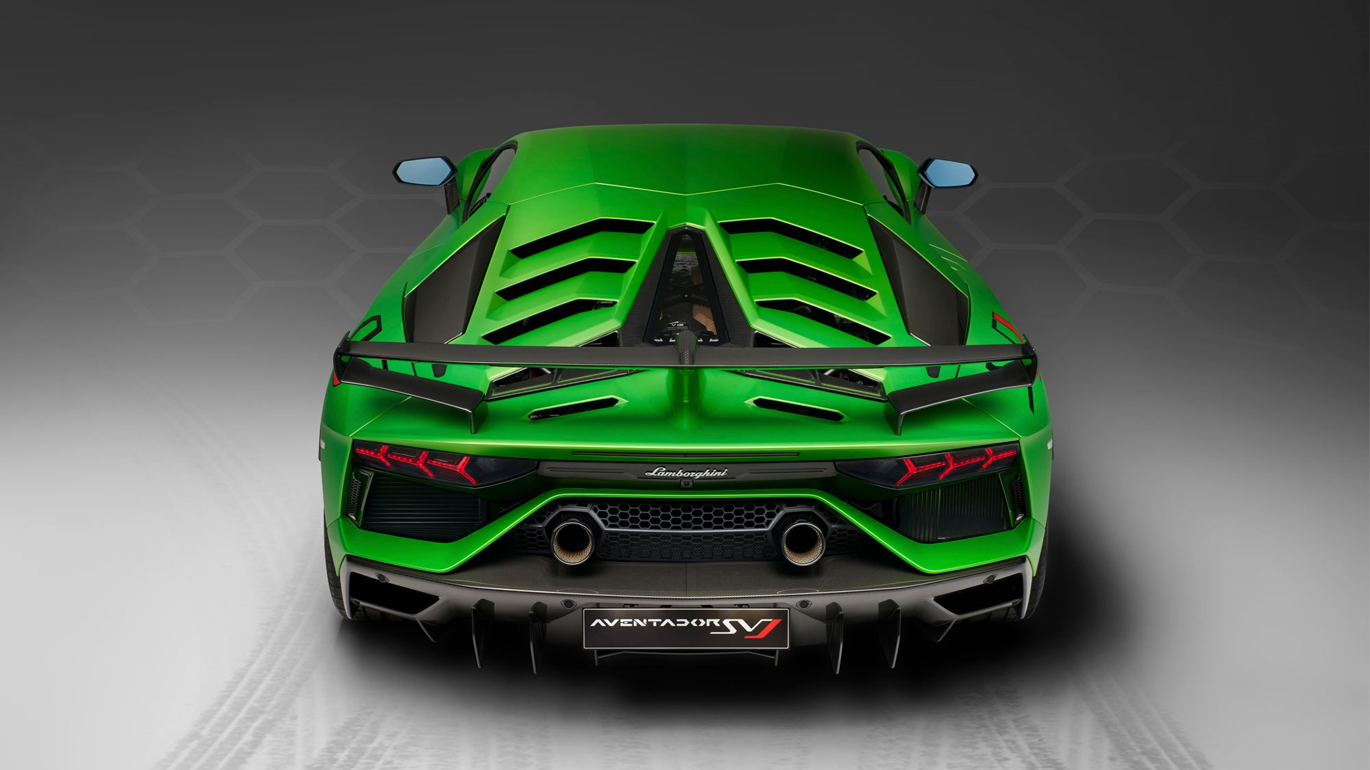 Lamborghini Aventador SVJ: 759bhp Flagship Unveiled At Pebble Beach | CAR  Magazine