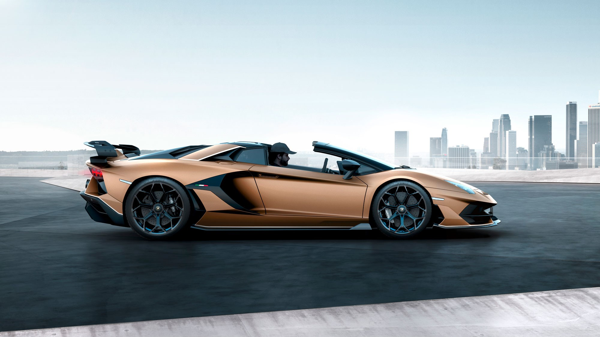 Outrageous 217mph Lamborghini Aventador Svj Roadster Chops Its Top