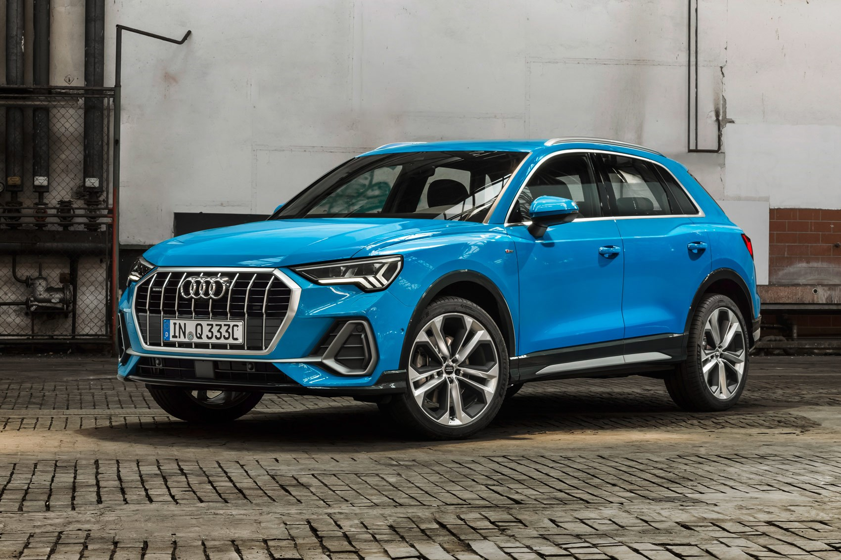 Next Generation Audi Q3 Is Here For 2018