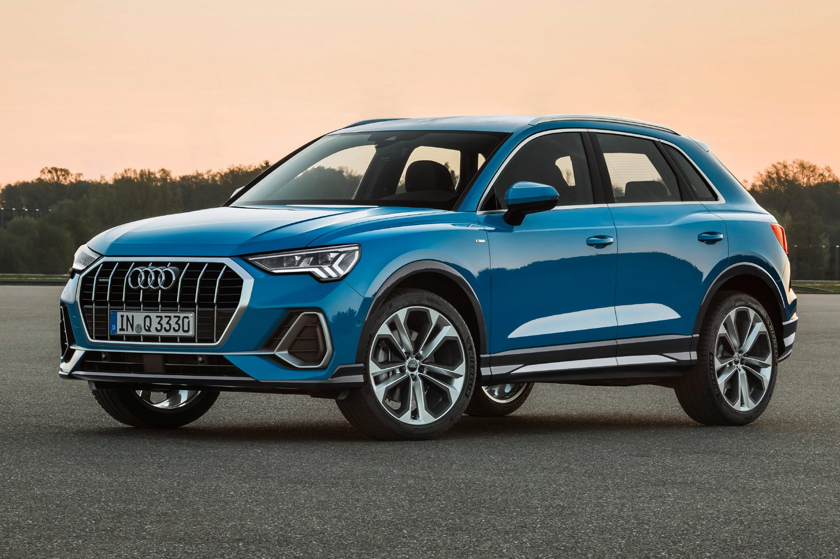 Next-generation Audi Q3 Is Here For 2018