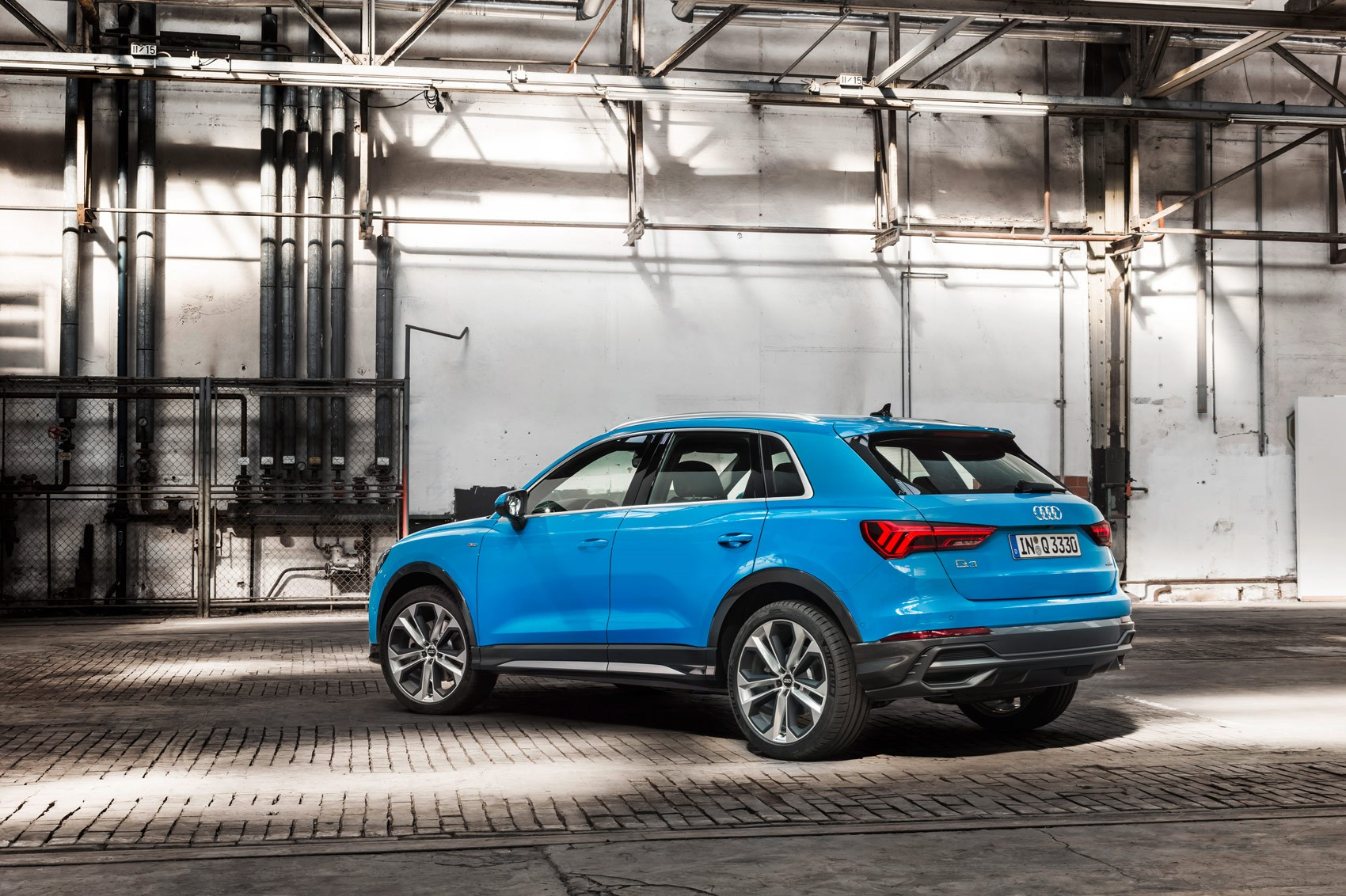 Next-generation Audi Q3 is here for 2018 | CAR Magazine