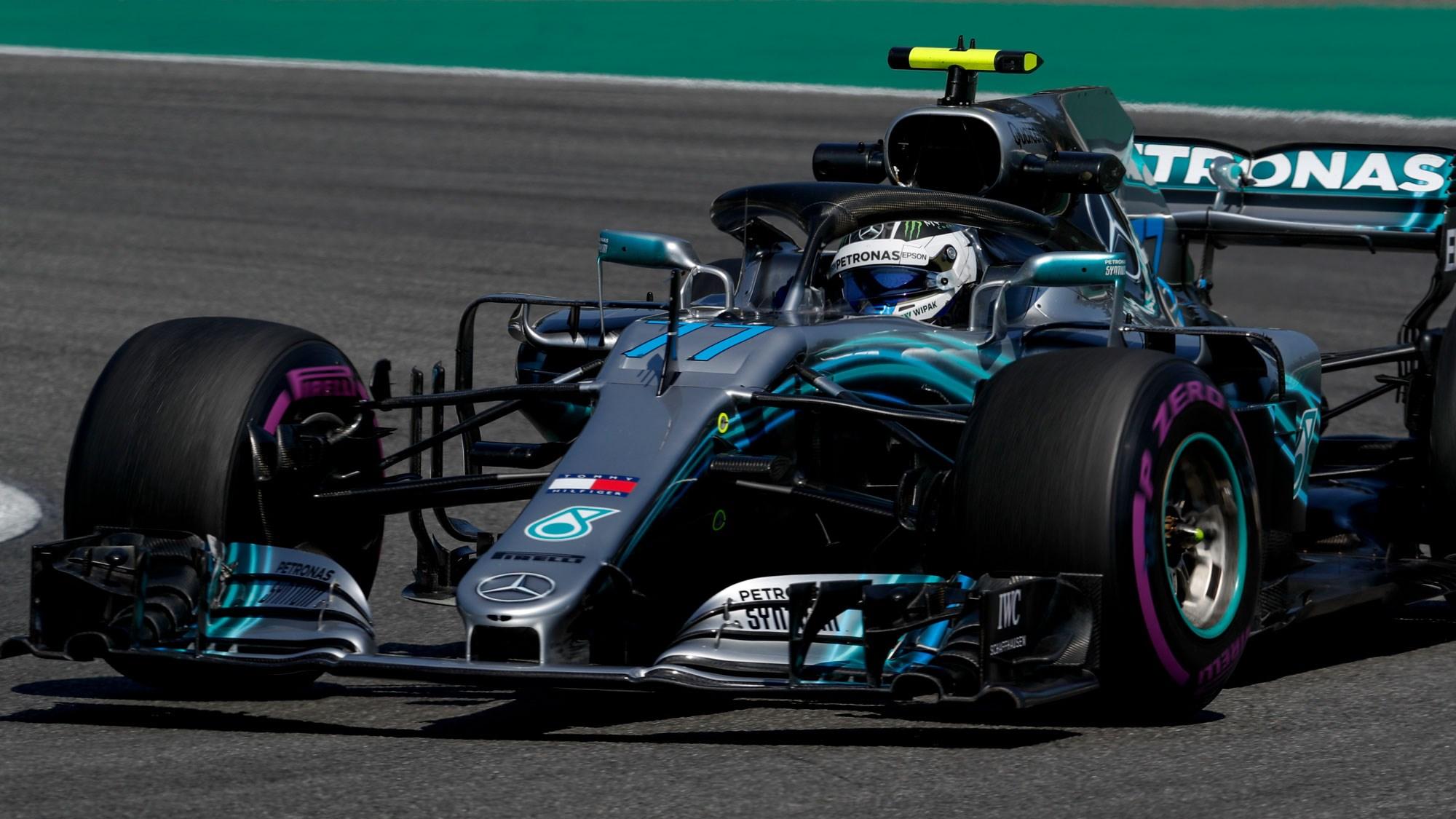 F1: F1 2018: Valtteri Bottas' Guide To Tyre Management