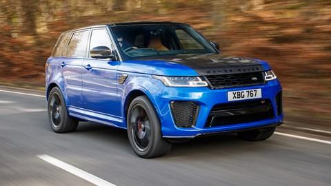 Range Rover Sport SVR (2018) review: Thor on wheels | CAR