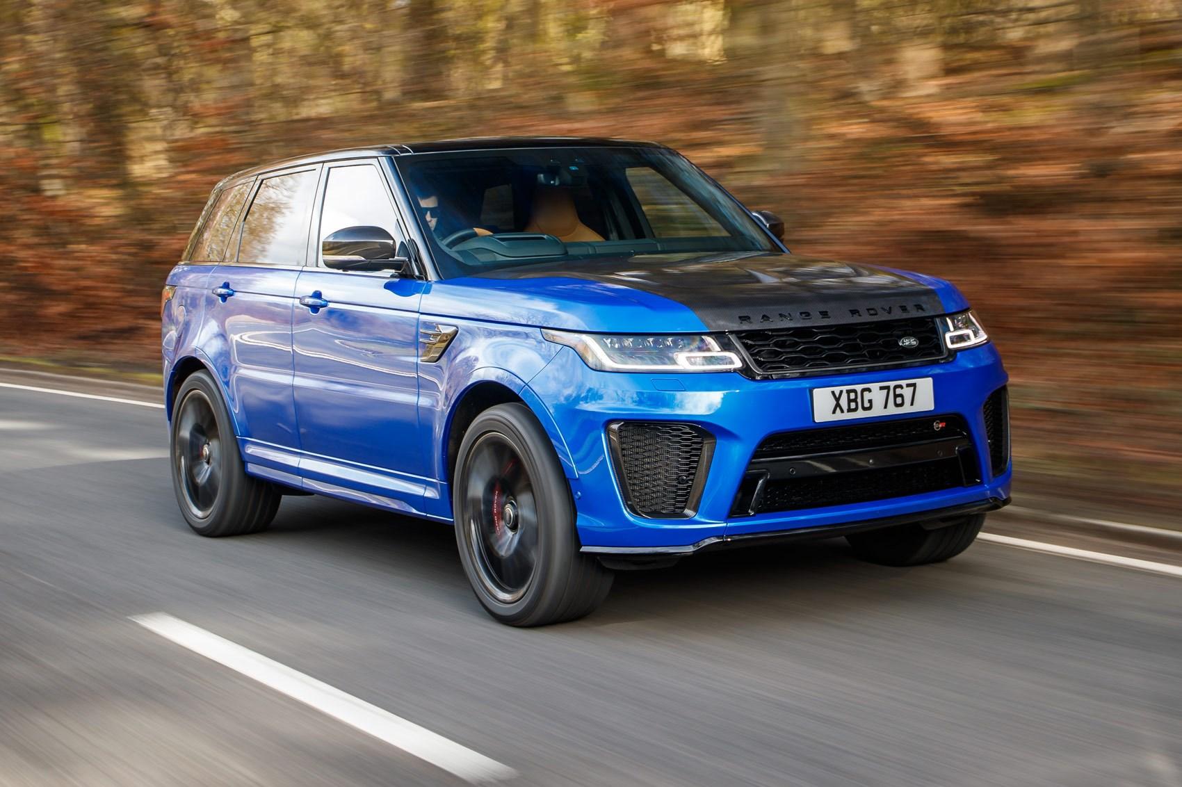 Range Rover Sport Svr 2018 Review Thor On Wheels