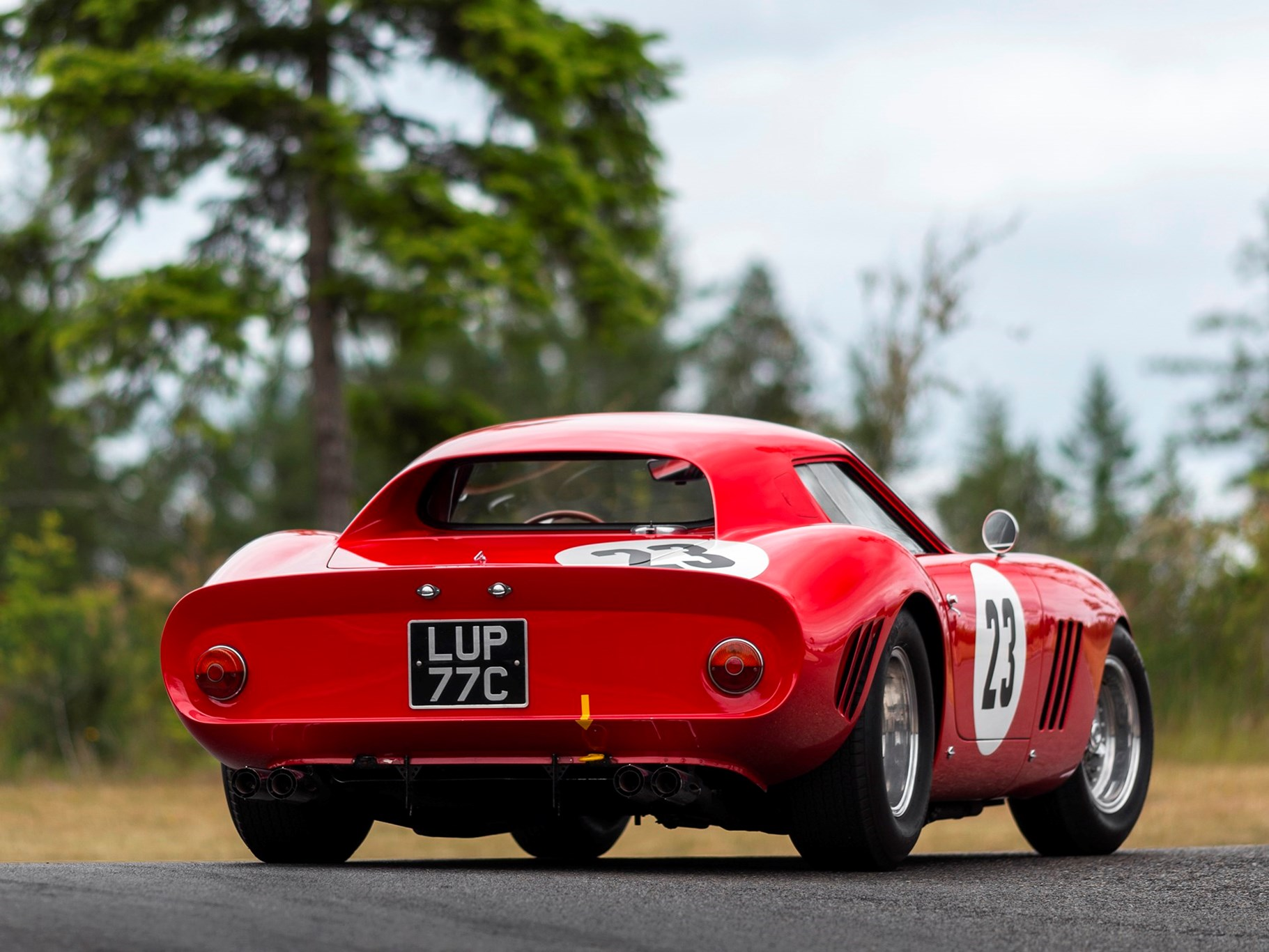 Most Expensive Cars Sold At Auction Car Magazine