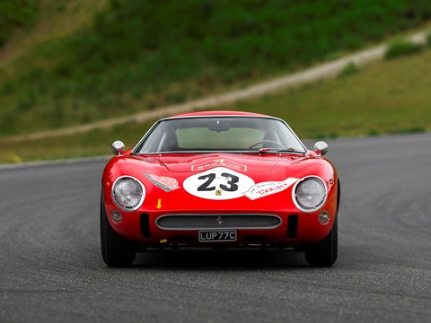 World's most expensive car? Ferrari 250 GTO by Scaglietti