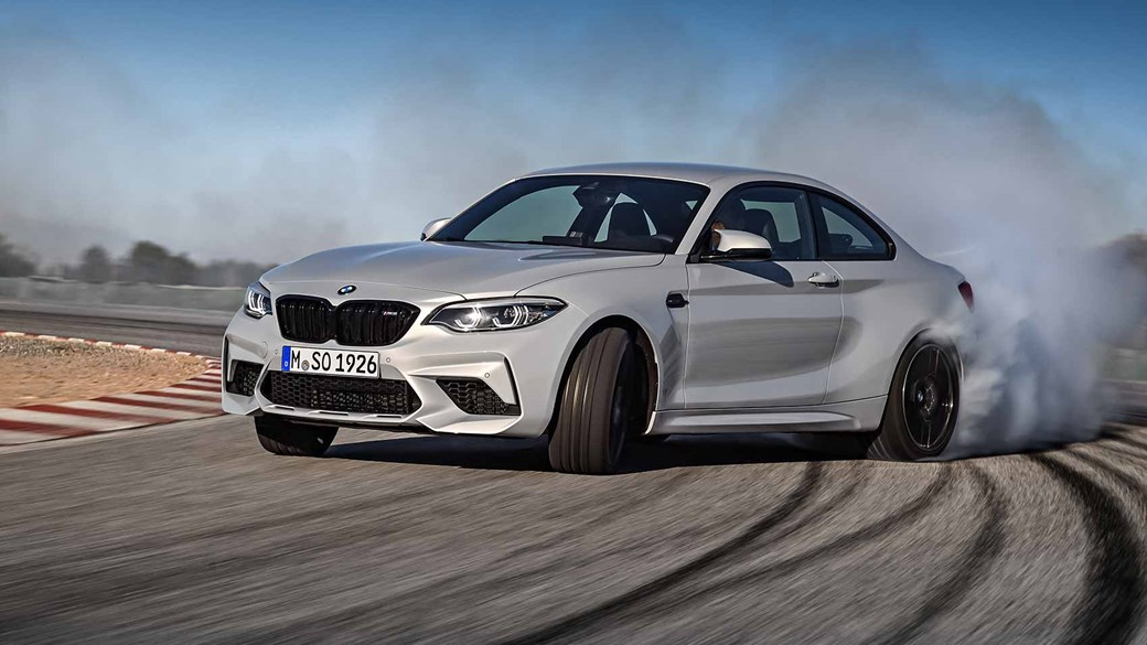 Bmw M2 Series >> Bmw M2 Competition Review Car Magazine