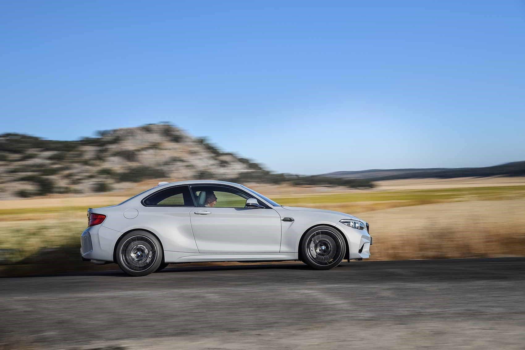 Georg Kacher drives the BMW M2 Competition for CAR magazine