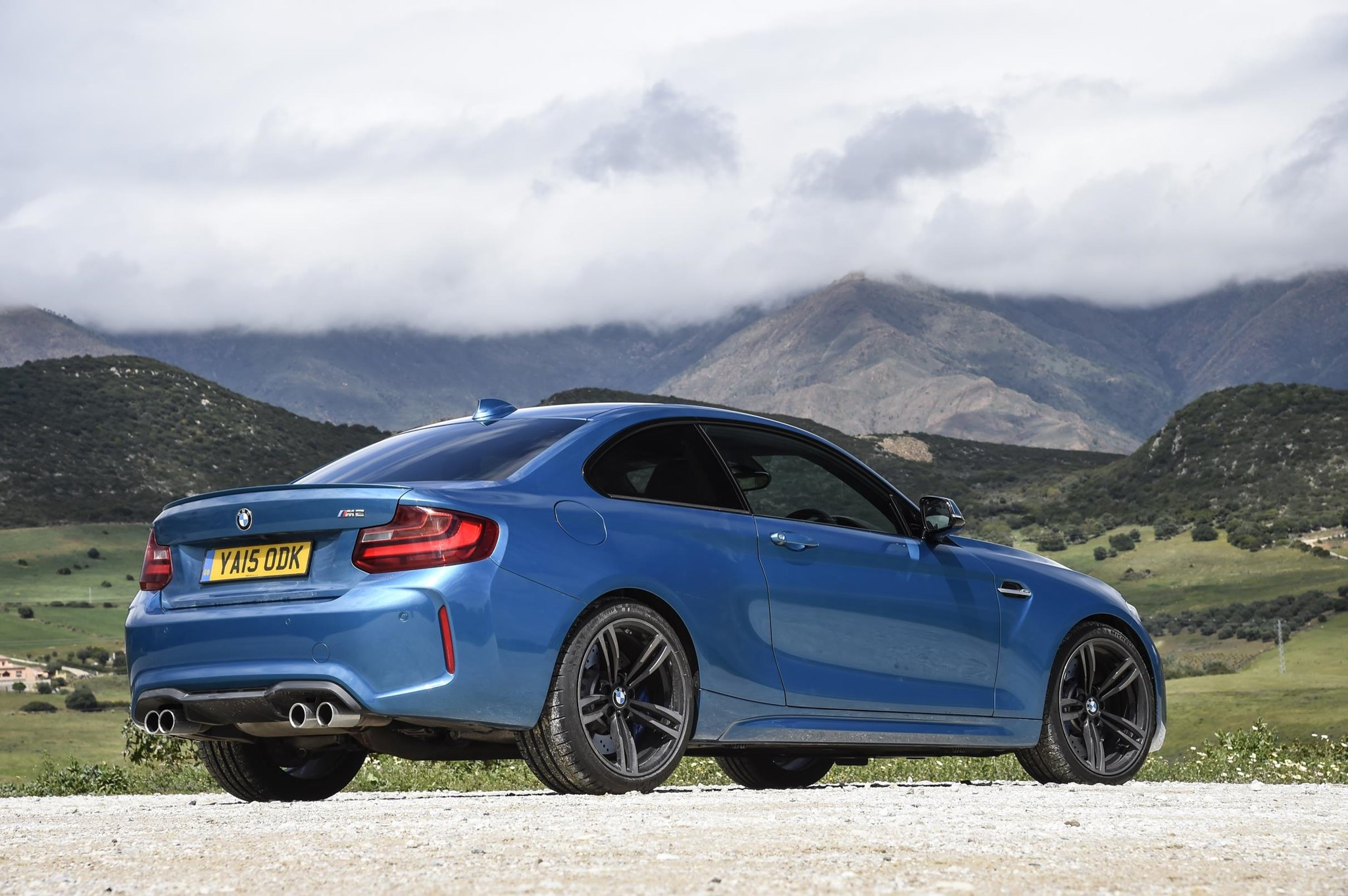 BMW M2 Coupe prices and specs UK