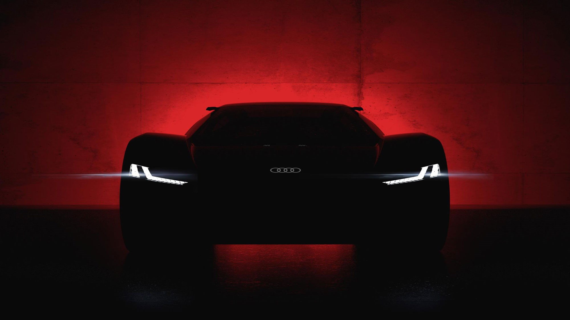 Audi PB18 e-tron supercar teased for Pebble Beach debut