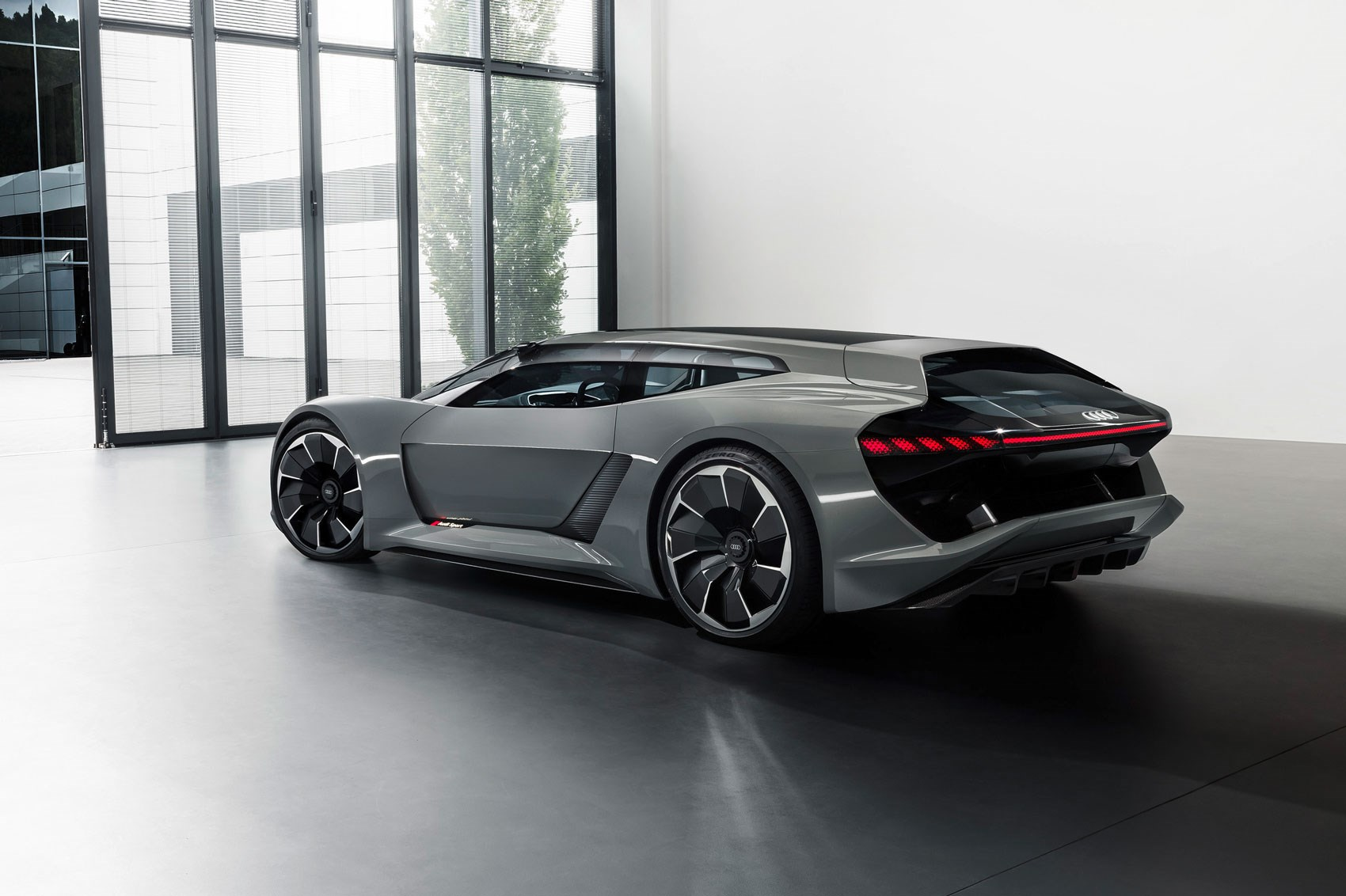 Audi Pb18 E Tron Ev More Than A Concept Car Magazine