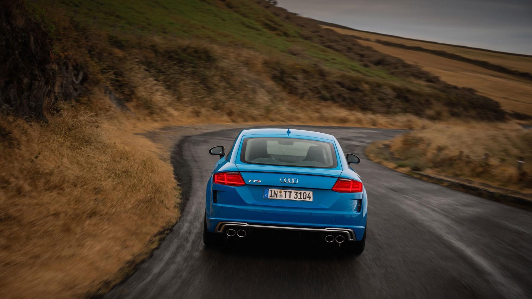 New Audi Tt Review Sharper Looks And More Kit Car Magazine