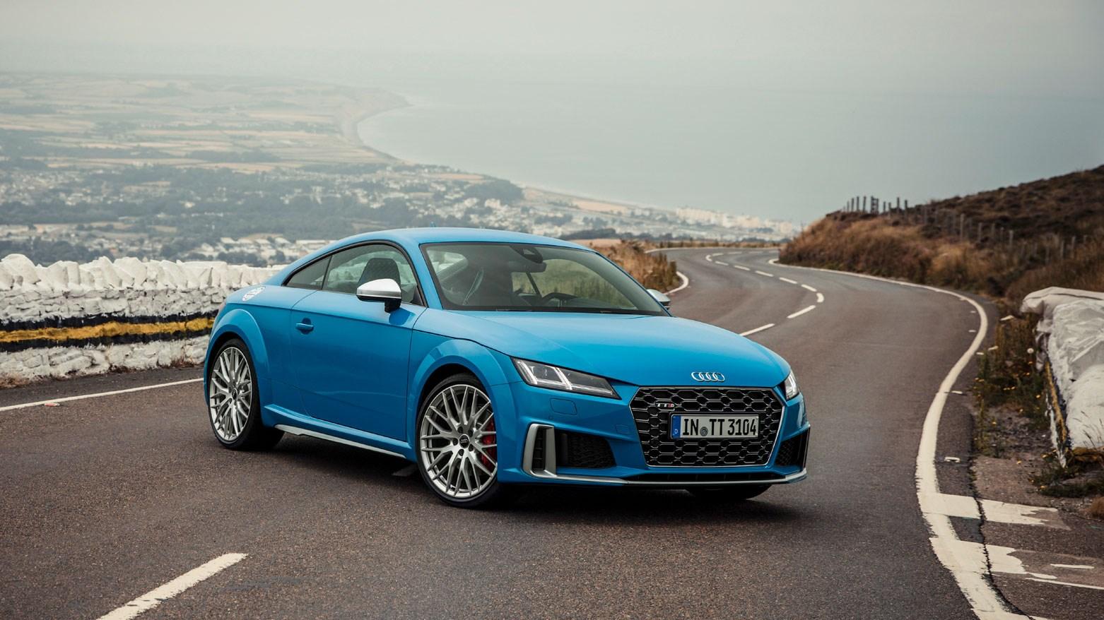 Audi Tt Lease >> New Audi TT review: sharper looks and more kit | CAR Magazine