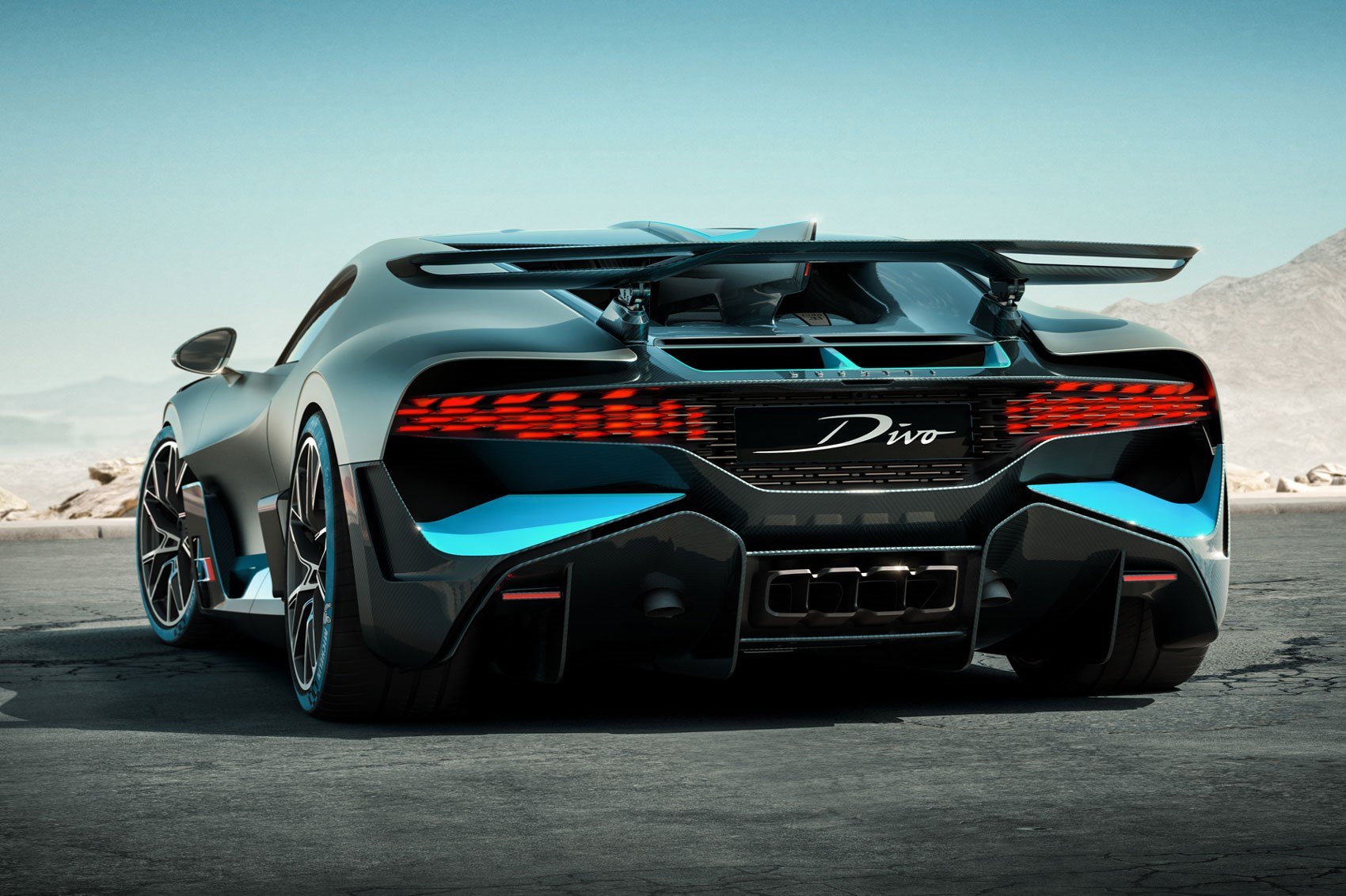 Bugatti Divo The Hypercar Made For Bends Car Magazine