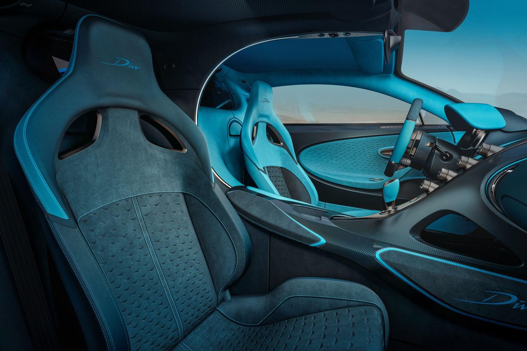 Bugatti Divo: the hypercar 'made for bends' | CAR Magazine