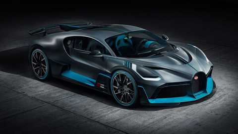 Bugatti First Official Pictures Car News Car Magazine