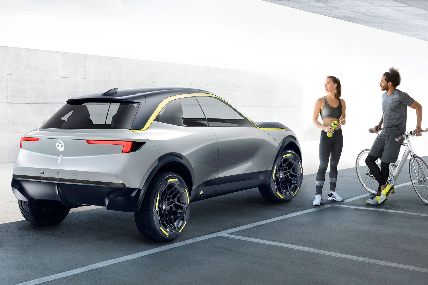 GT X Experimental concept shows new face of future ...