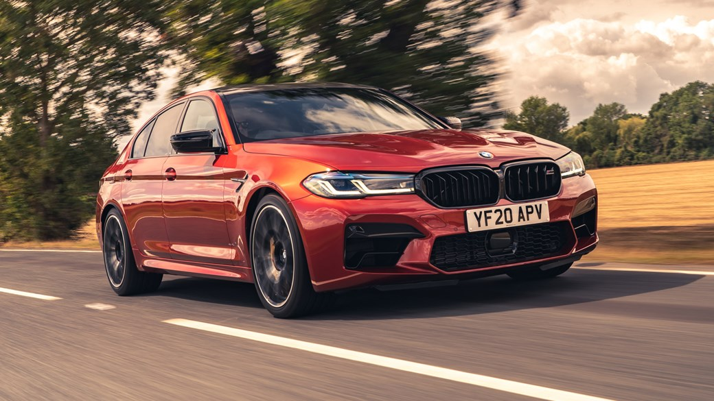 Bmw M5 Competition Review 2018 Car Magazine