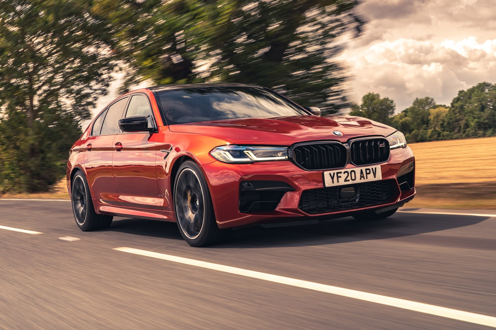 Bmw M5 Competition Review 2020 Car Magazine