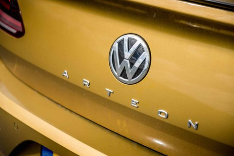 Arteon: not a familiar car badge, yet