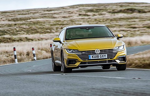 VW Arteon long-term test review by CAR magazine