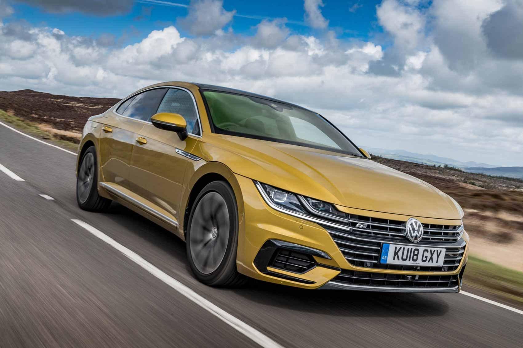Vw Arteon Long Term Test Review Car Magazine