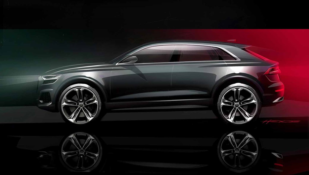 Audi Suvs New Q4 Q6 And Q9 Due In Next Four Years