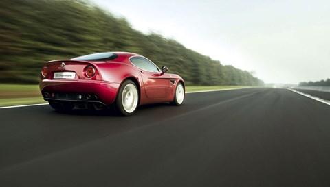 The last 2007-2010 Alfa Romeo 8C