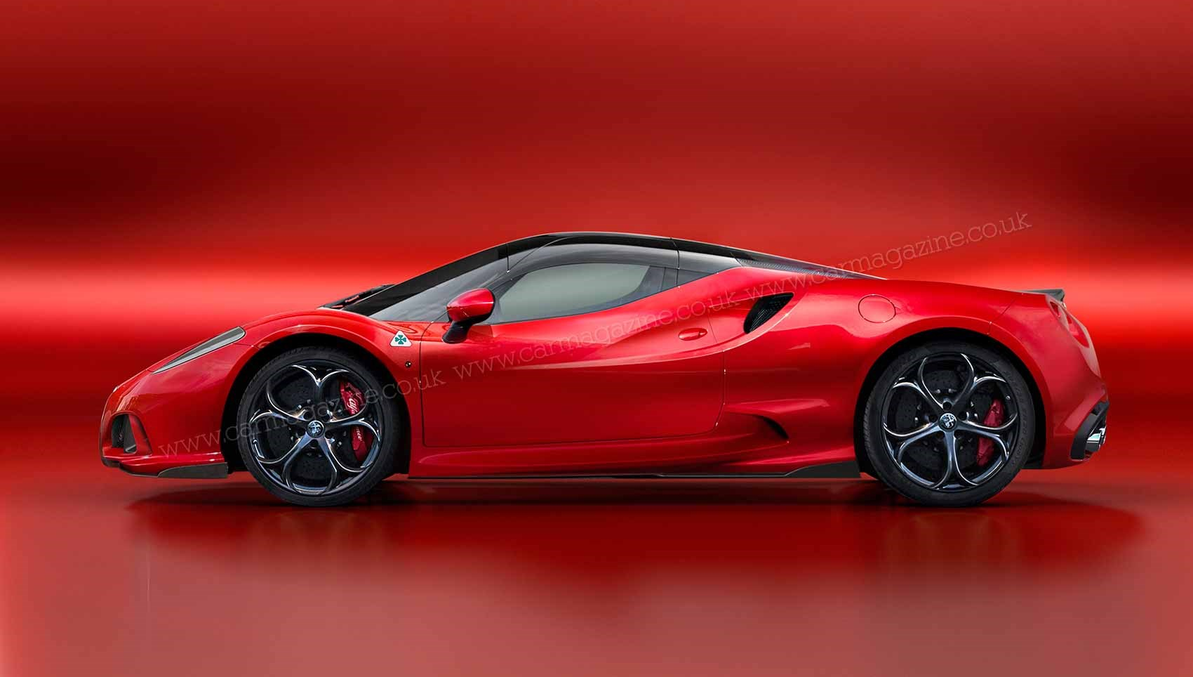 Expect The New Alfa Romeo 8c Hybrid Super Sports Car On As Early 2021