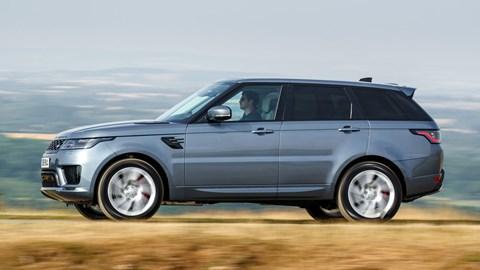 2019 Land Rover Range Rover Sport: PHEV Version, Changes, Price >> Range Rover Sport P400e Phev 2018 Review Car Magazine