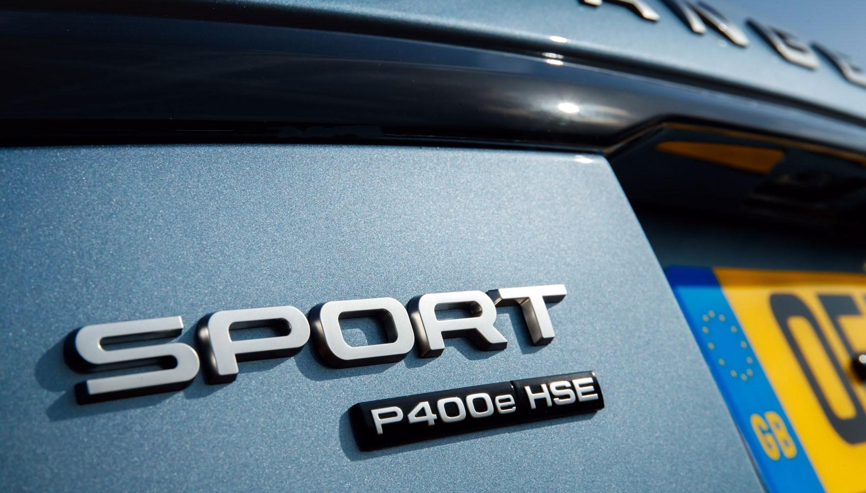 Range Rover Sport P400e Phev 2018 Review Car Magazine
