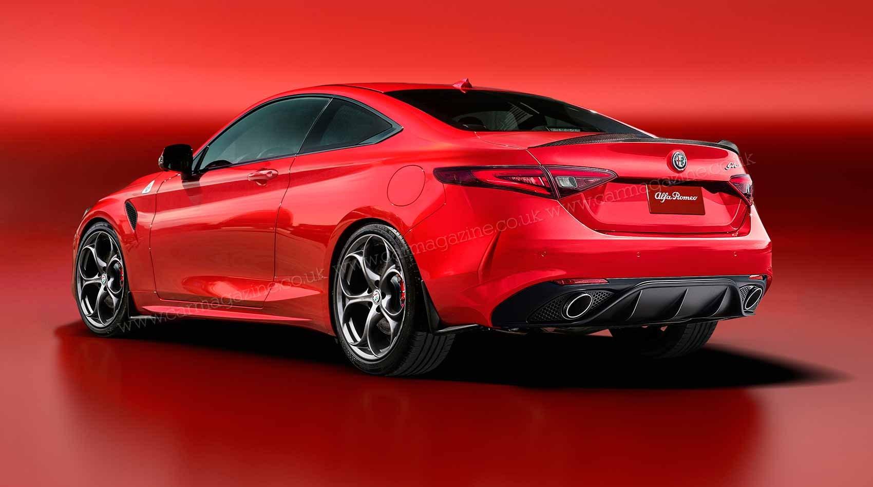 Alfa Romeo Neue Modelle 2021