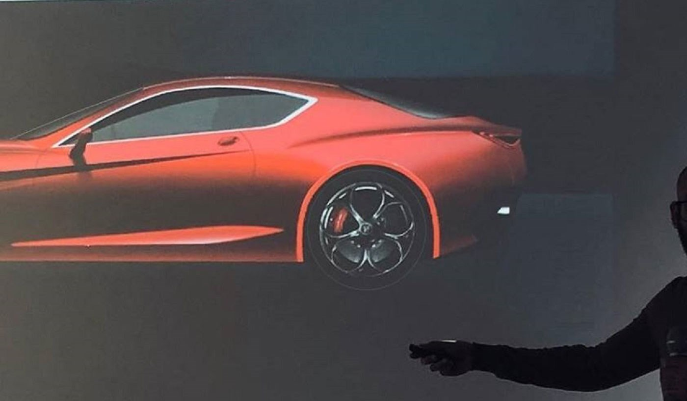 New 2021 Alfa Romeo GTV Revealed