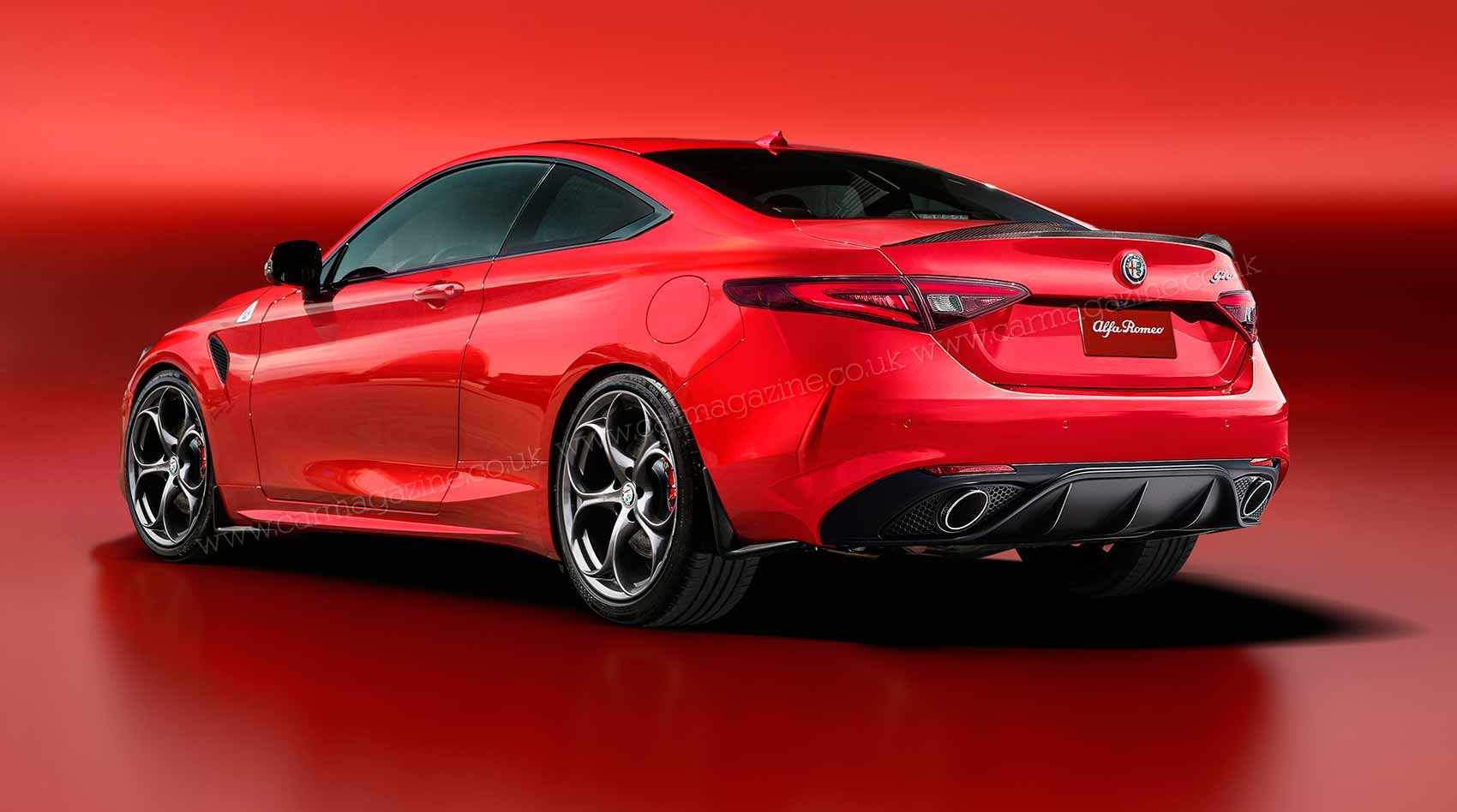 The New Alfa Romeo Ausmotive 187 Alfa Romeo Shows The New Giulia New Alfa Romeo Giulia Images