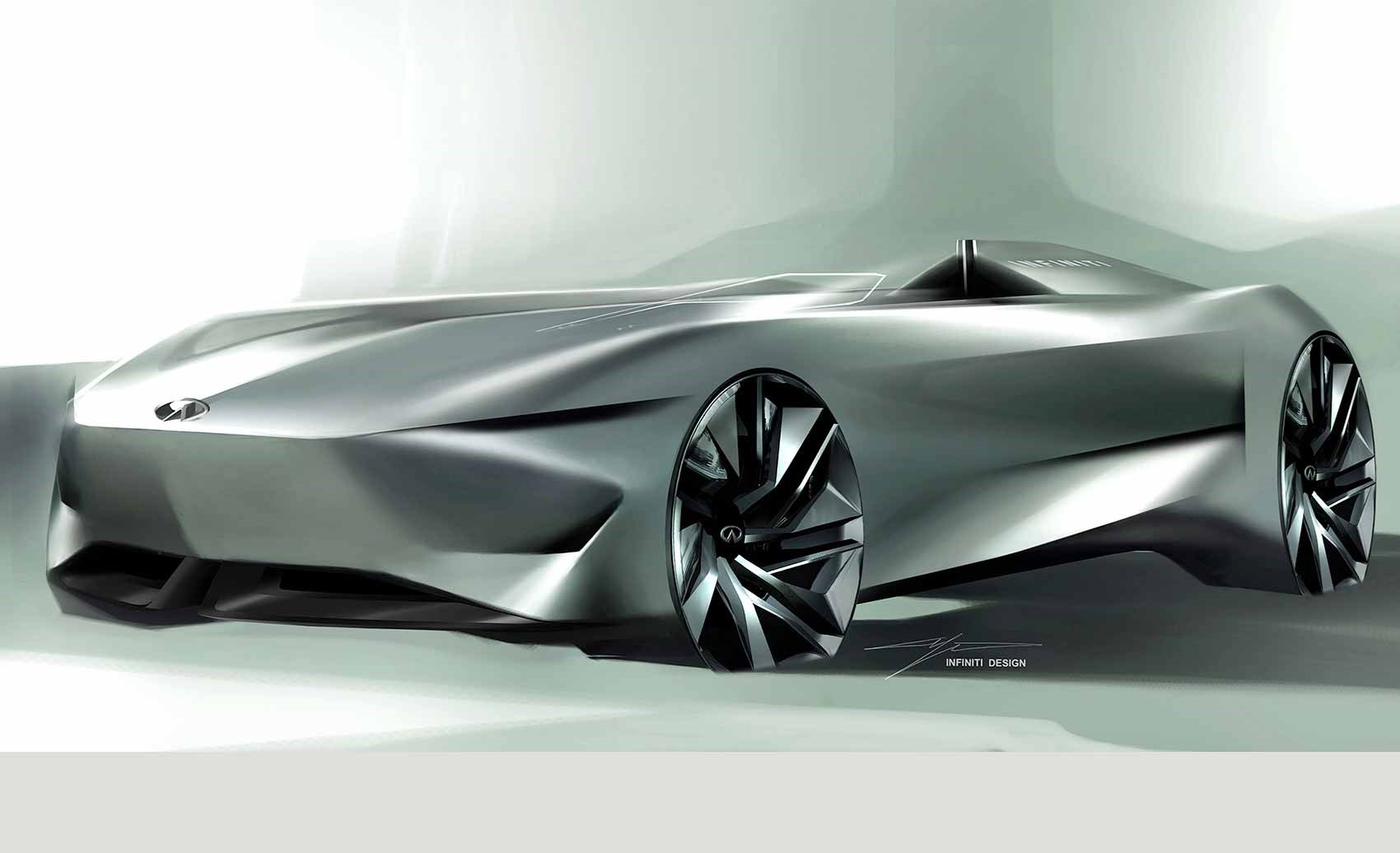 Infiniti To Reveal Electric Concept At Pebble Beach Car Magazine