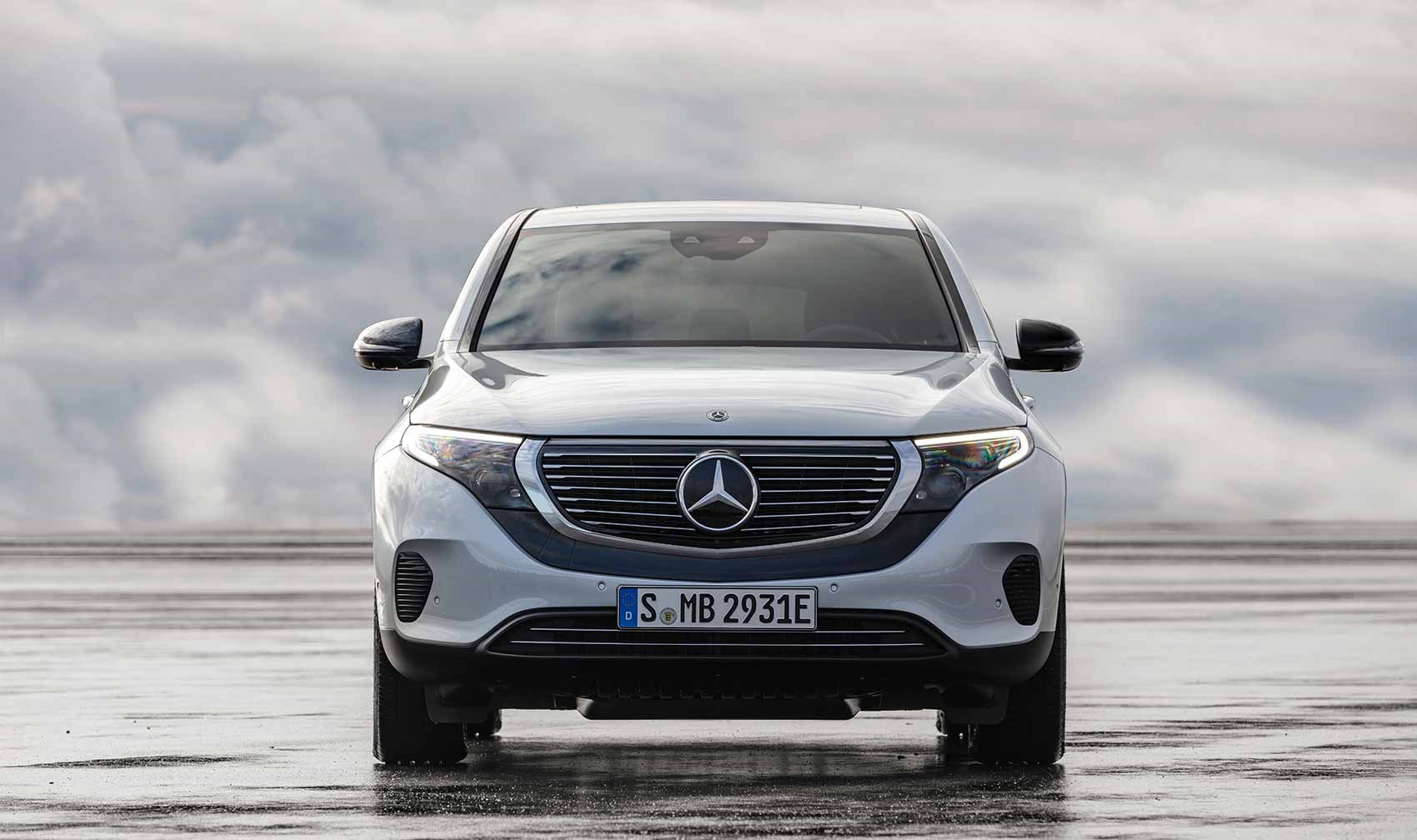 2019 Mercedes EQC: Design, Specs, Release >> Mercedes Eqc Production Begins As Uk Prices Announced Car Magazine