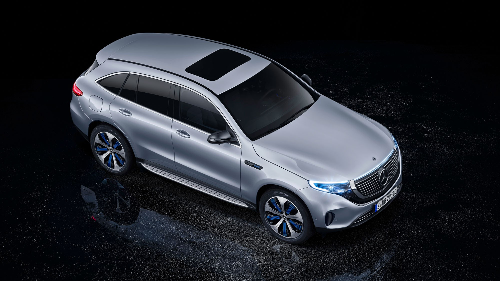 Mercedes Eqc Production Begins As Uk Prices Announced
