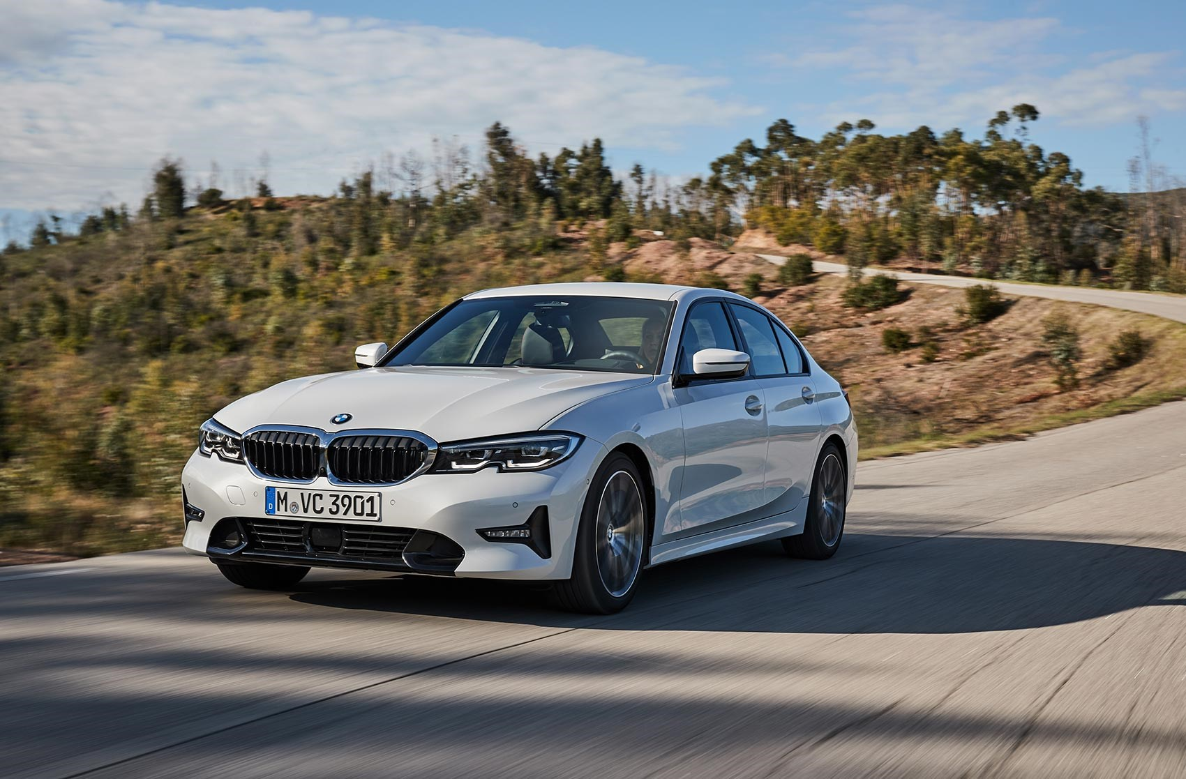 New Bmw 3 Series Review G20 Car Magazine