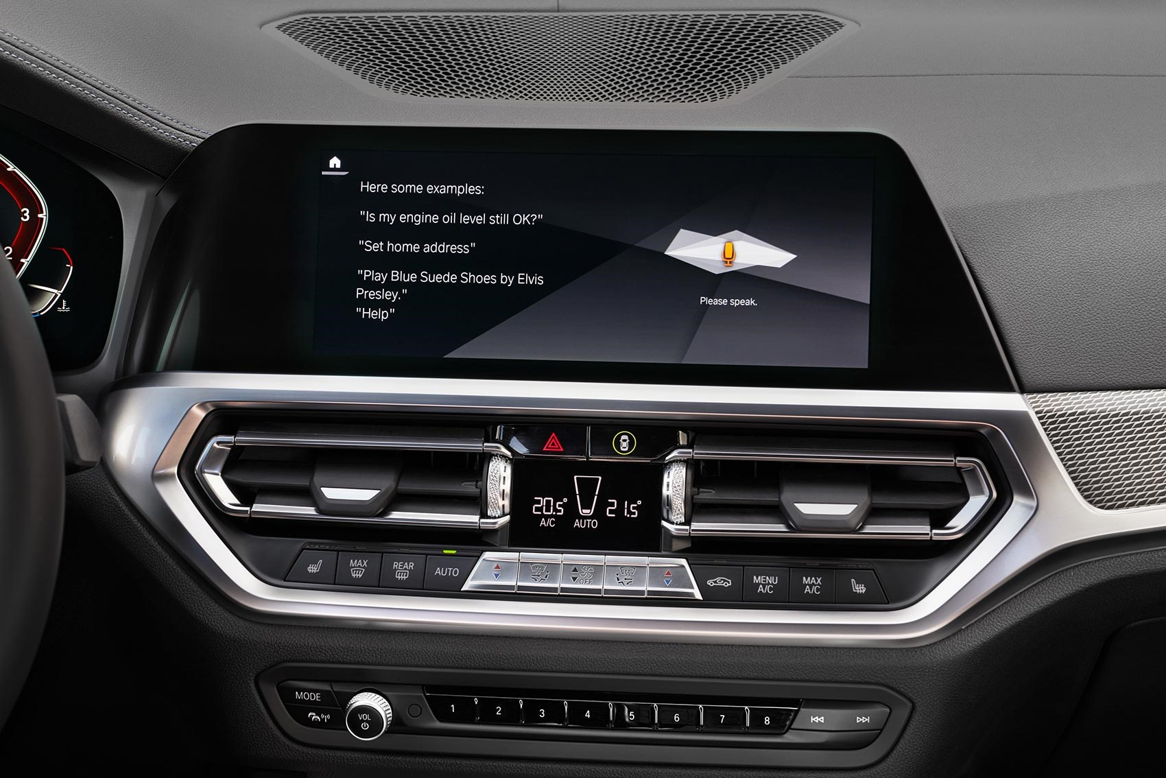 BMW Personal Assistant lets you talk to your 3-series
