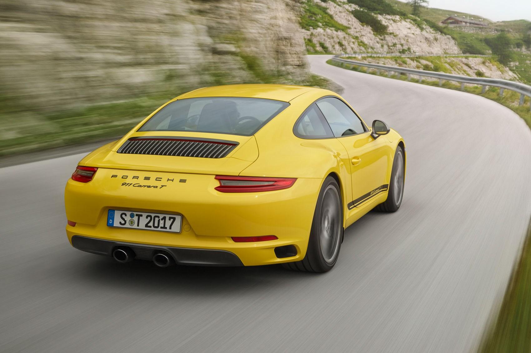 Porsche 911 Carrera T (2018) review  is less really more    CAR Magazine 14fe67e7aa