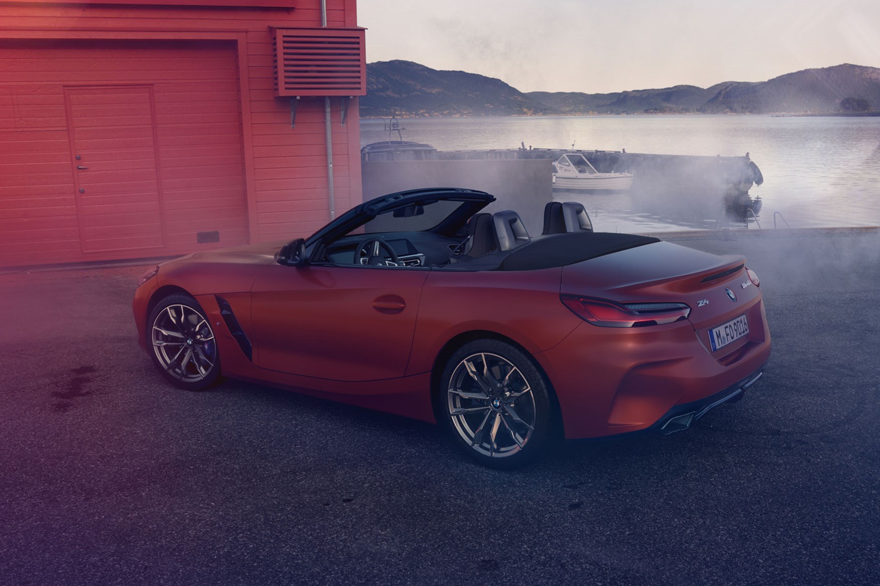 New Bmw Z4 Roadster 2019 Specs Price Performance And