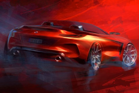 Z4 concept drawing