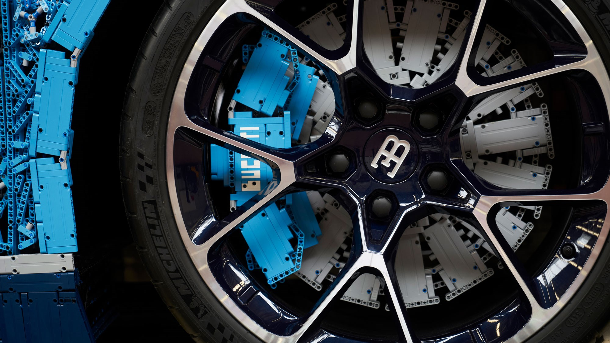 Lego Built A Life Size Bugatti Chiron You Can Drive Car